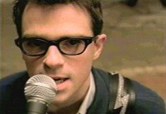 "rivers cuomo ""Ooo wee ooo, I look just like Buddy Holly"""