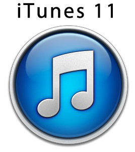 iTunes 11 icon iTunes 11   Bring Back the Old iTunes Look