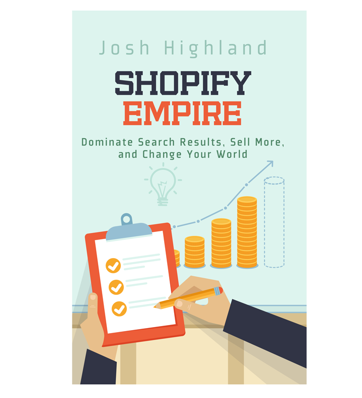 Shopify Empire: The best SEO book for Shopify